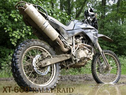OFF-THE-ROAD | OTR-XT-660 Rally Raid