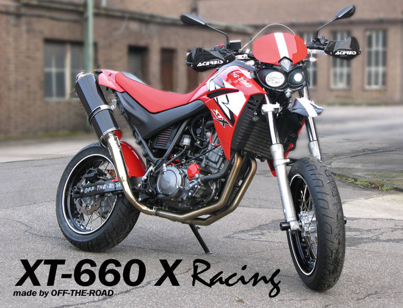Yamaha Xtx Vs Xtr