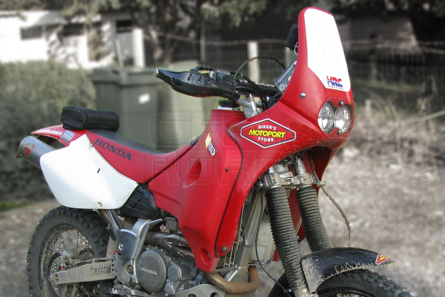 Off The Road Rally Fairing Kit Xr 650 R To Use With