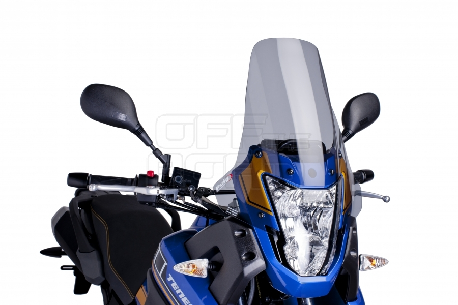 OFF-THE-ROAD | Flyscreen, high, XT-660Z Tenere | Online Webshop