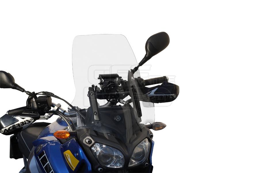 OFF-THE-ROAD | Flyscreen Yamaha XT-1200Z Super Tenere 2010-2013 Standard  screen | smoke grey | Online Webshop