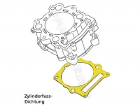 Gasket, Cylinder, Bottom,  XT-660 R/X