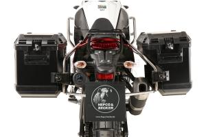 Hepco-Becker Xplorer Cutout Kofferträger Set Yamaha Tenere 700