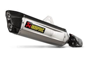 Akrapovic Schalldämpfer Yamaha Tenere 700 EURO 5