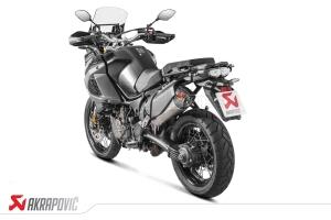 Akrapovic Hexagonal Schalldämpfer Yamaha XT-1200Z