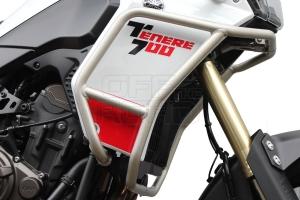 Aluminium Motorschutzbügel Yamaha Tenere 700