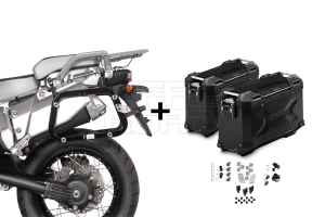SW-Motech Trax Adventure pannier set XT-1200Z Super Tenere