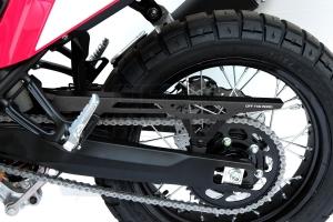 Aluminium Kettenschutz Yamaha Tenere 700