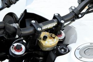 Lenkerklemmsatz 22 / 28mm Lenker Yamaha XT-660Z Tenere