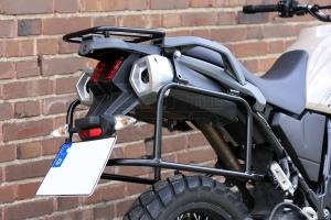 OTR pannier rack Yamaha XT-660Z Tenere