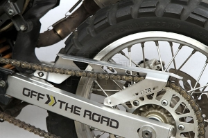 Aluminium Kettenschutz Yamaha XT-660 R/X