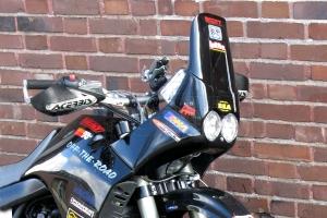 OTR Rallye Verkleidung Yamaha XT-660R/X für 24 Liter Tank