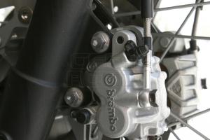 Stahlflex Bremsleitung Yamaha XT-660Z, vorne