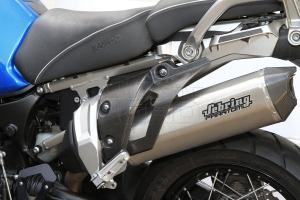 Schalldämpfer Abdeckung Carbon Yamaha XT-1200Z Super Tenere