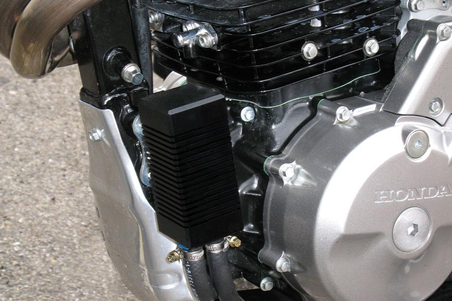 off the road otr oil cooler honda fmx 650 slr 650 vigor