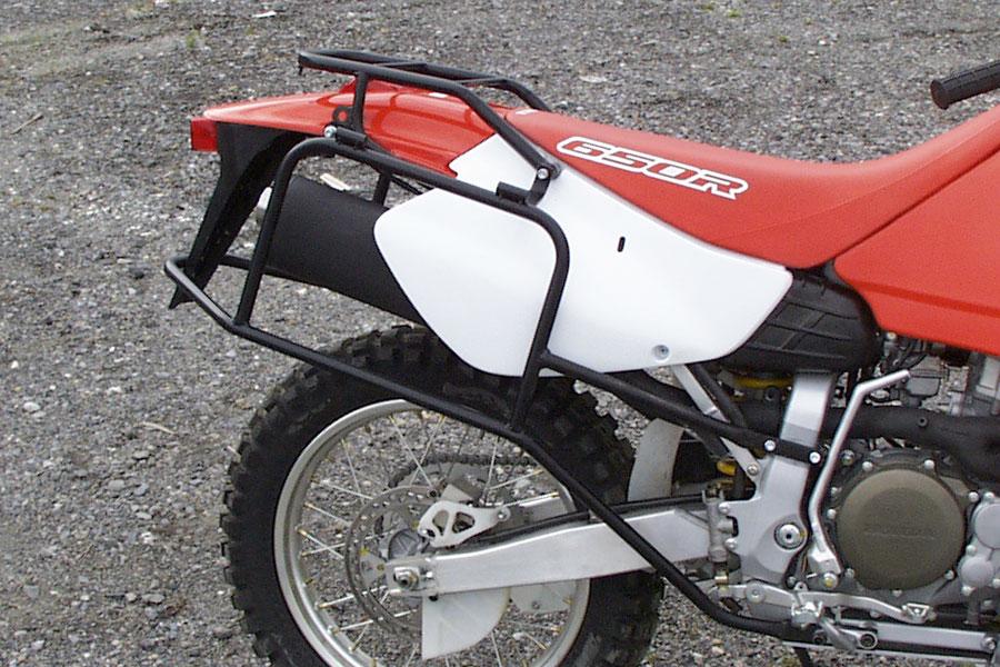 Off The Road Otr Pannier Rack Honda Xr 650 R 2000